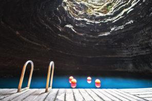 A faire dans l'Utah – Le Homestead Crater !